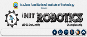 Inter NIT Robotics Championshiop